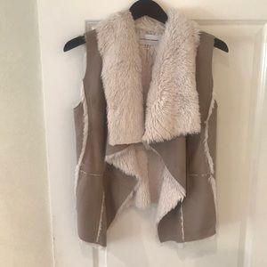 Cupcakes and Cashmere vest